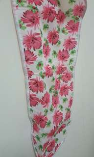Floral Fit Ironing Board Cover