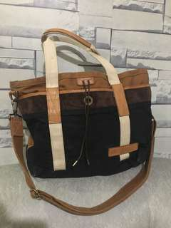 Master-piece large canvass bag