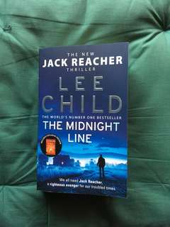 Lee Child-The Midnight Line