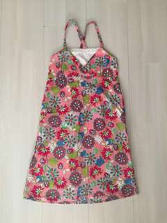 Girl Printed Dress