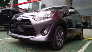 Promo Toyota Calya & Agya Kredit Tiada Lawan