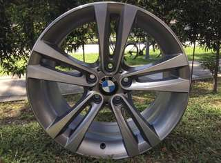 18in PCD 5-120 Original BMW 4 Series Rims On Sale