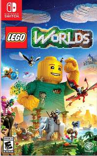 Lego World for Nintendo Switch