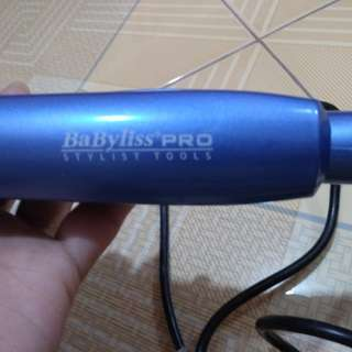 BabyBliss Pro Hair Curler (preloved AUTHENTIC)