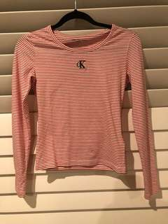 Calvin Klein Long Sleeve Size XS