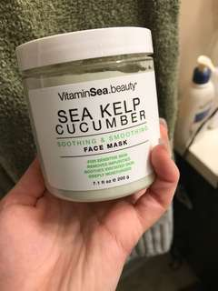 Sea Kelp Cucumber Mask