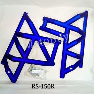 RS-150R RACING ABS CRASH BAR