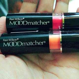 Lipstick Moodmatcher (lipstick tahan lama)