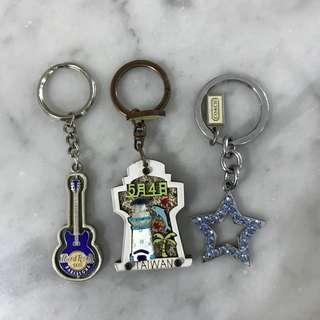 Free keychains