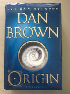 Origin - Dan Brown