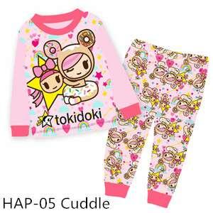 Tokidoki Long sleeve Pajamas