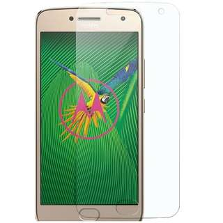 12. Hi-Luck MOTO G5 Plus Screen Protector, [1 Pack] 0.33mm Premium Crystal Clear Tempered Glass Screen Protector for MOTO G5 Plus Glass Film