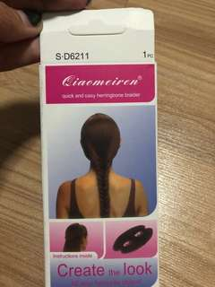 Hair tie tool kits