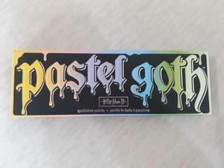 Pastel Goth Eyeshadow Palette (Limited Edition) 20% Off