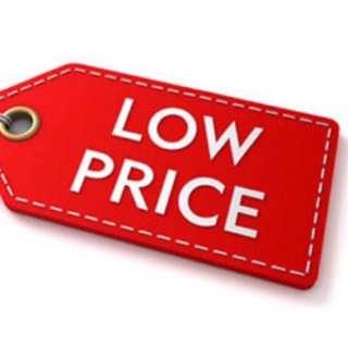 Cheap!!!