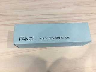 Fancl 納米卸妝油 Mild Cleansing Oil