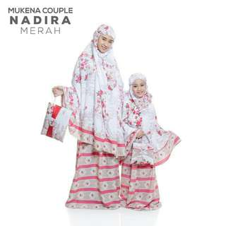Mukena couple Nadhira
