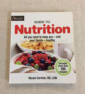 Guide to Nutrition - Healthy Clean Diet Guide