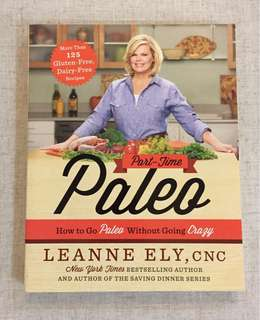 Part Time Paleo - Healthy Diet Recipe Book