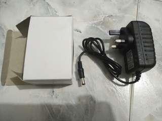 AC/DC adaptor(6v.5v.12v.9v)(2A)