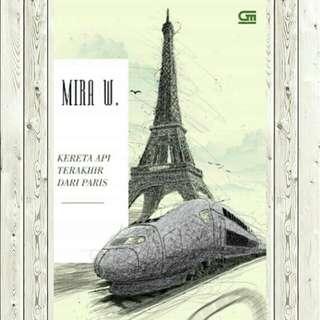 ebook - Kereta terakhir dari paris