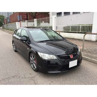 HONDA Civic TYPE R FD2 FACELIFT 2011