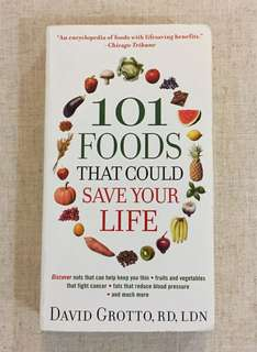 101 Food - Comprehensive Guide to Healthy Food