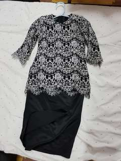 KAZ SIZE 2 Baju kurung for girl