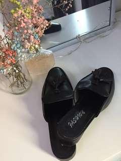 Slip on loafers/mule