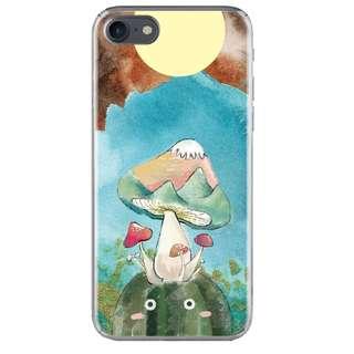 仙人掌與蘑菇 iPhone X 8 7 6s Plus 5s Samsung S7 S8 S9 plus 手機殼 手機套
