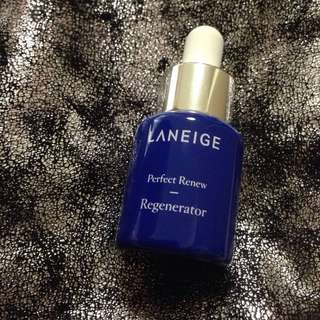 🚚 15ml deluxe size Laneige Perfect Renew Regenerator 15ml