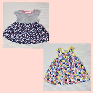 Take 2 - First Impressions toddler dresses