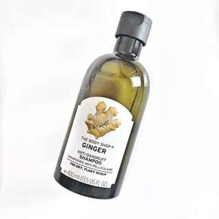 Ginger Anti-Dandruff Shampoo