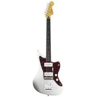 Squier Vintage Modified Jazzmaster Electric Guitar, Olympic White