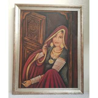 Artistic Indian Paintings