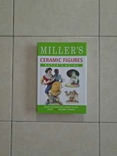 Ceramic Figures Buyer's Guide Page 228 book condition 9/10