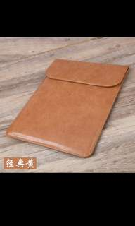 Pre-order leather laptop sleeve *Best Deal*