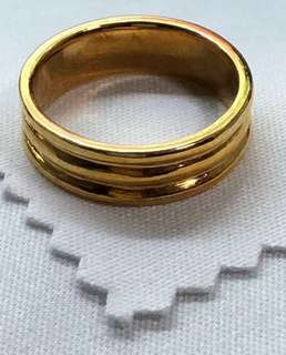 Gold 916 - Gold Ring