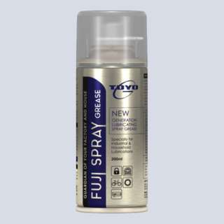 SPRAY GREASE - A New Generation OF Lubrication from TOYO (200ml)