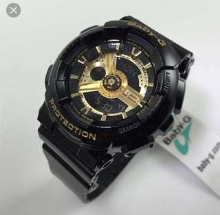 Casio Baby-G BA-110-1A (100% Authentic)
