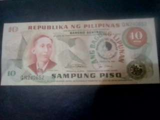 PH Old banknote Good condition