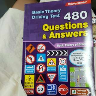 Basic Theory Test Book