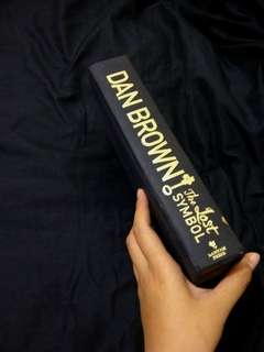 The Lost Symbol by Dan Brown (Hardcover)