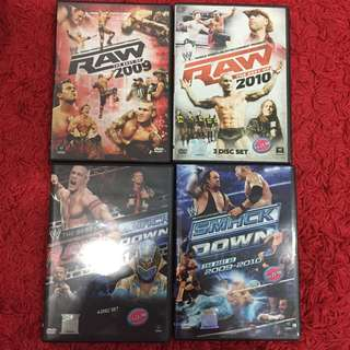 WWE The best of Raw & Smackdown