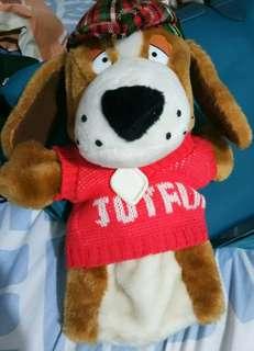 Doggie puppet