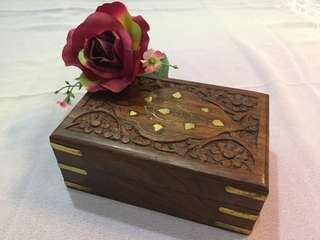 Jewellery/Coin Box