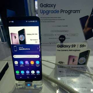 Bunga 0% Samsung S9+ 128GB cicilan tanpa kartu kredit