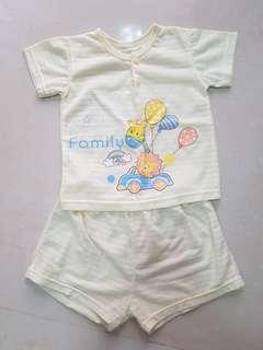 🚚 幼童居家服 短袖套裝 睡衣(2套)