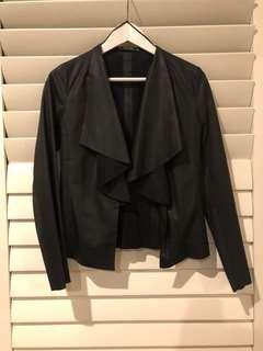 Zara Waterfall Jacket Size XS