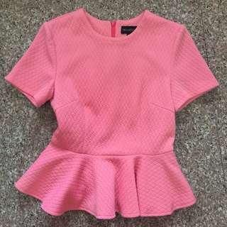 The closet lover Top in pink